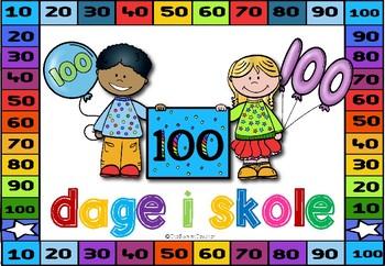 100 dage i skole