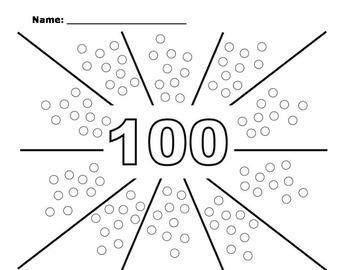100 day Q-tip activity