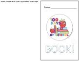 100 days activity book