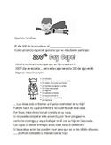 100 days cape project-Spanish