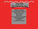 100 days of school? How about101 Days of School/ Dalmatian or PuppyUnit/