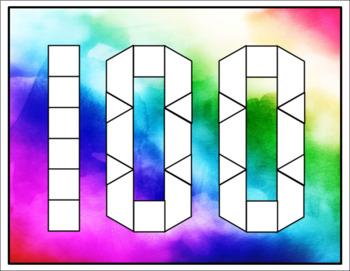 100 days of school fun!