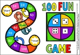 100 days of school game