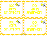 100 Days Smarter Tag