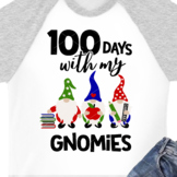 100 days with my GNOMIES vector file
