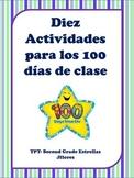100 Days of school SPANISH 100 dias de escuela