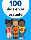 100 días en la escuela (100 days in school in Spanish)