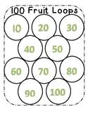100 fruit loop necklaces