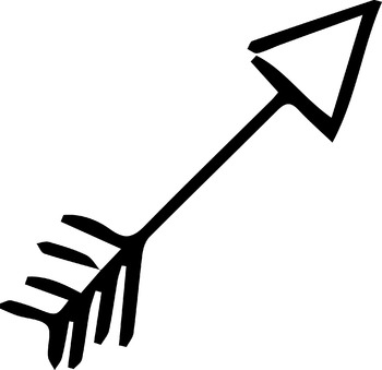 100 hand drawn clip-art arrows for your projects