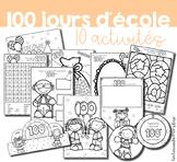 100 jours d´école - Actvités