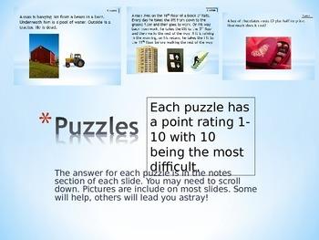 100 maths challenges