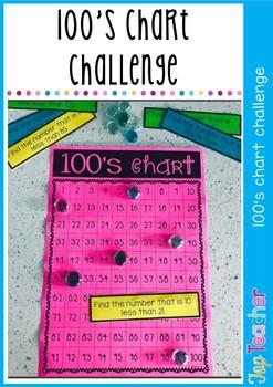100's Chart Challenge