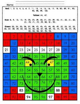 100's Chart Hidden Picture: Christmas/December Bundle #5 puzzles to solve