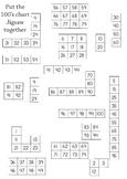 100's Chart Jigsaw