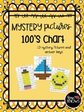 100's Chart Mystery Picture Pack