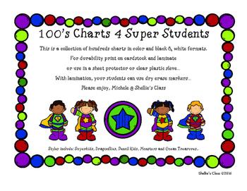 100's Charts