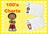100's Charts Popcorn Colour