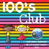 100's Club!