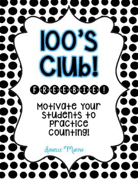 100's Club Freebie!