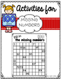 100's Day Fill in Missing Number