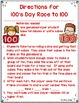 100's Day Race to 100