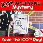 100's Day Mystery Spy Lab- Save Zero the Hero!
