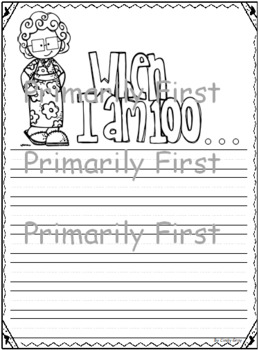 100's Day ~ When I am 100... ~ Stationery