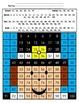 100's chart Thanksgiving bundle!  #5 Hidden pictures