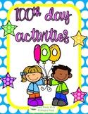 100's day Activities
