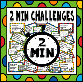100 x CHALLENGE CARDS TEACHING RESOURCES KEY STAGE 1-4