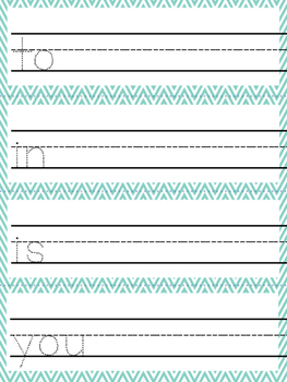 1000 Fry Sight Words Write and Wipe