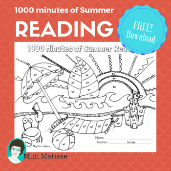 1000 Minutes of Summer Reading