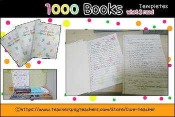 1000 books what I read
