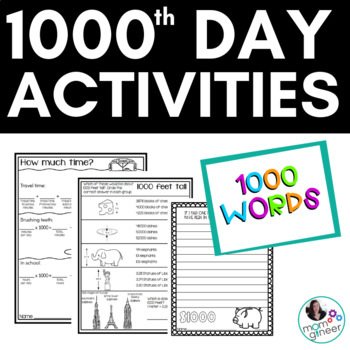 100th Day of School FREE (5th grade)
