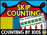 100TH DAY OF SCHOOL ACTIVITIES SECOND GRADE (SKIP COUNTING BY 100S)