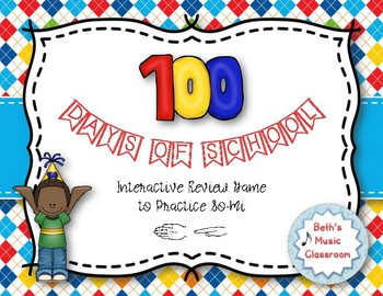 100TH DAY OF SCHOOL - Interactive Practice Game - SO-MI