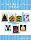 100s Chart Mystery Picture: Halloween Bundle