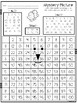100's Chart Mystery Picture: Penguin