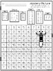 100's Chart Mystery Picture: What is under the Christmas Tree? FREE!!