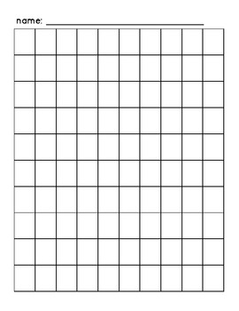 100s Charts / 100s Grids 1-1,000