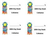 100's Day Activities {FREEBIE}