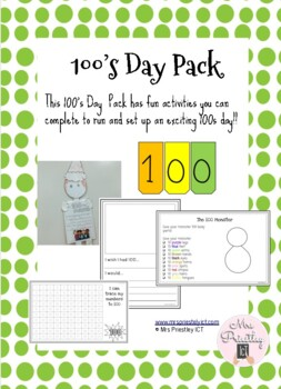 100s Day Pack
