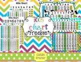 FREE 100s chart to 120 {Variety Pack}