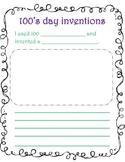 100s day mini pack
