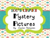 100's {hundred} Chart Mystery Pictures {Holidays/Seasonal}