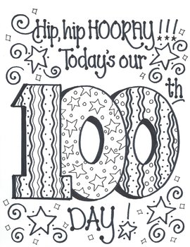 100th DAY!!!