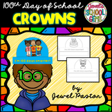 100th Day of School Crafts (100th Day of School Crowns)