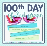 100th Day: 2nd Grade Style
