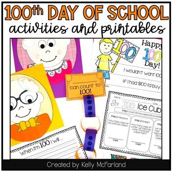 100th Day of School {Activities}