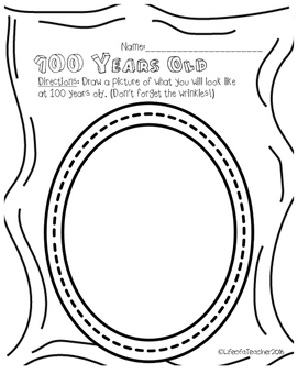 100th Day Activities Pack